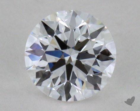 0.47 Carat D-VS1 True Hearts<sup>TM</sup> Ideal Diamond