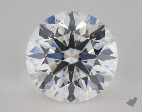 1.08 Carat F-SI1 True Hearts<sup>TM</sup> Ideal Diamond