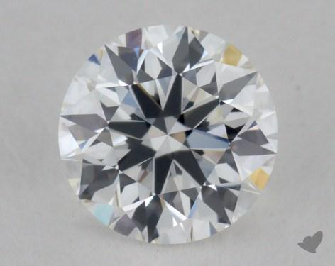 0.52 Carat F-VVS2  True Hearts<sup>TM</sup> Ideal  Diamond