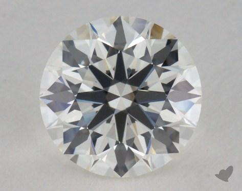 1.21 Carat I-VVS2 True Hearts<sup>TM</sup> Ideal Diamond