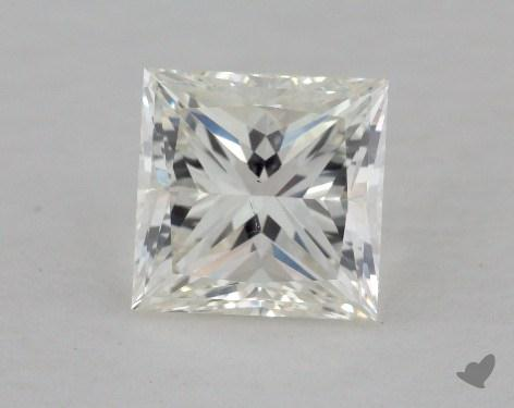 1.53 Carat I-VS2 Princess Cut Diamond