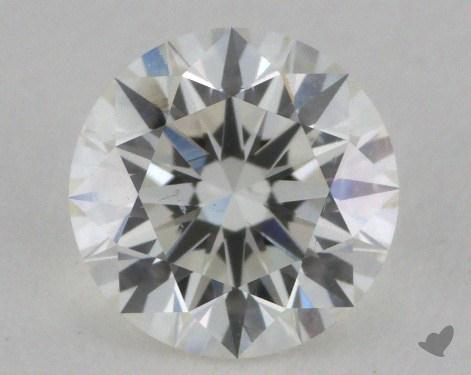 1.21 Carat I-SI1 Excellent Cut Round Diamond