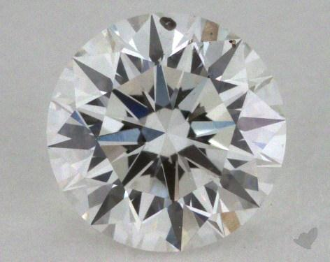 0.75 Carat G-SI2 Excellent Cut Round Diamond 