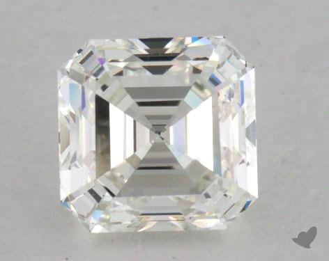 1.00 Carat I-VVS1 Asscher Cut  Diamond