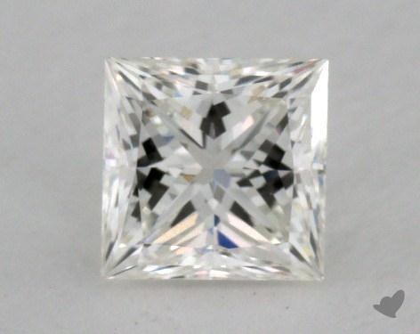 0.55 Carat I-VVS2 Ideal Cut Princess Diamond