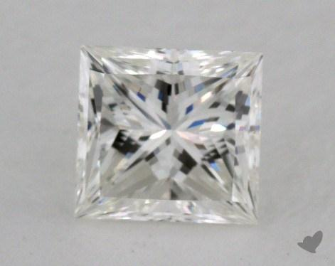 0.70 Carat G-VVS2 Princess Cut  Diamond