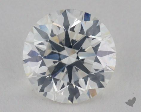 1.20 Carat H-SI1 Excellent Cut Round Diamond