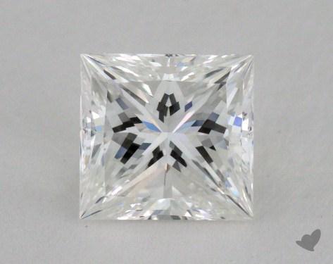 1.02 Carat F-VVS2 Very Good Cut Princess Diamond