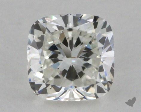 1.21 Carat H-SI1 Cushion Cut Diamond