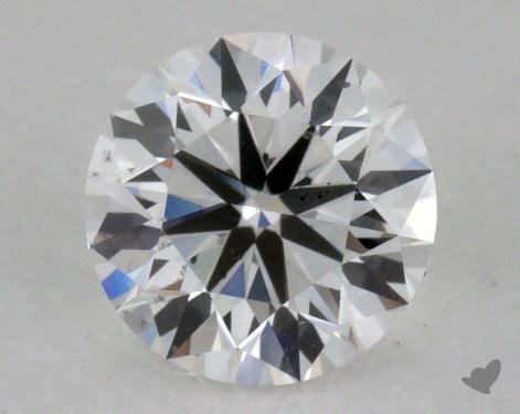 0.70 Carat G-SI1 Ideal Cut Round Diamond
