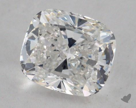 1.67 Carat F-VVS1 Cushion Cut Diamond 