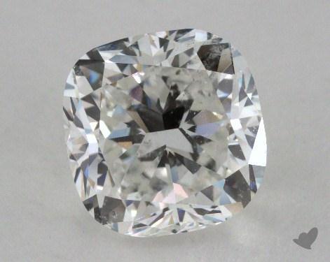 1.71 Carat G-SI2 Cushion Cut Diamond