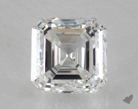 2.00 Carat F-VS1 Asscher Cut Diamond