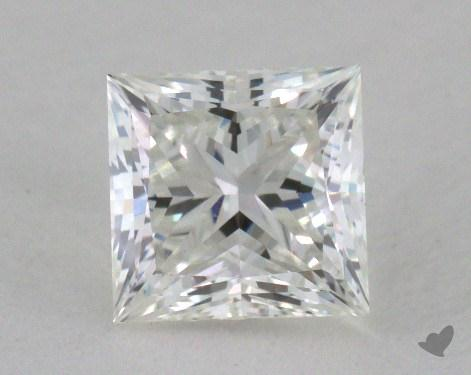 0.75 Carat H-VS1 Princess Cut Diamond