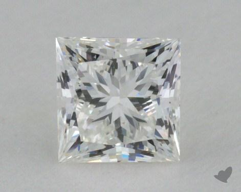 0.75 Carat H-VS1 Ideal Cut Princess Diamond