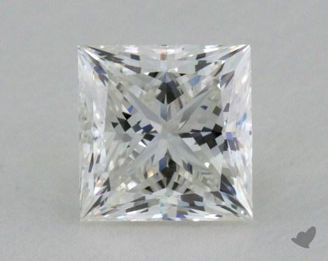 0.80 Carat H-VS1 Ideal Cut Princess Diamond