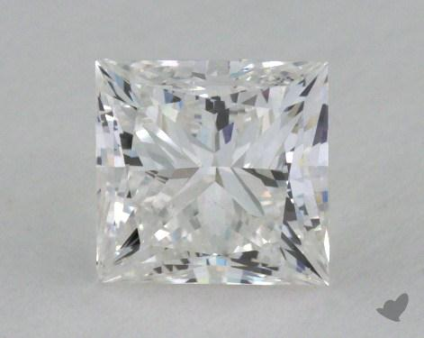 0.90 Carat G-VS2 Princess Cut Diamond