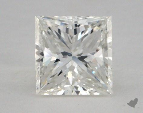 1.51 Carat G-VS2 Very Good Cut Princess Diamond