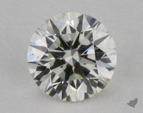 0.72 Carat J-SI2 Excellent Cut Round Diamond