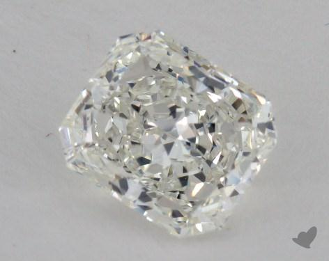 1.61 Carat H-VS2 Radiant Cut Diamond