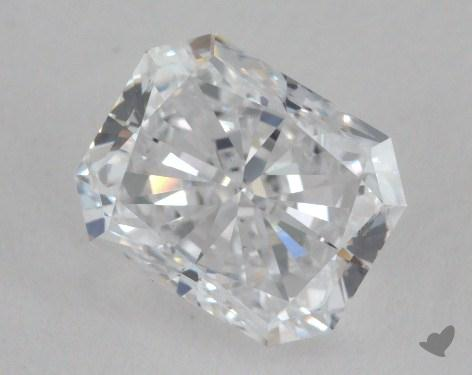 1.45 Carat D-VS2 Radiant Cut Diamond 