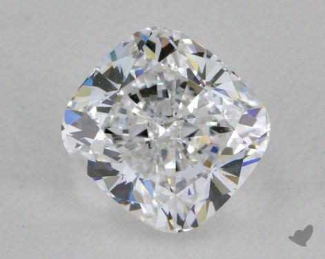 1.42 Carat D-VS2 Cushion Cut  Diamond