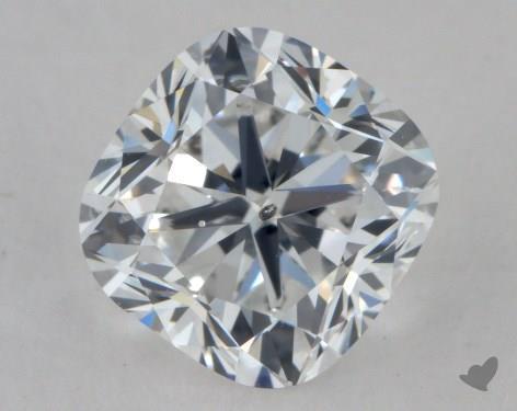 1.21 Carat D-SI2 Cushion Cut Diamond