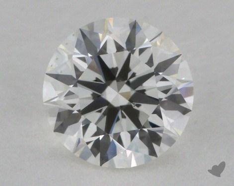 0.96 Carat G-VS2 Ideal Cut Round Diamond