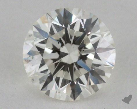0.90 Carat K-SI2 Ideal Cut Round Diamond
