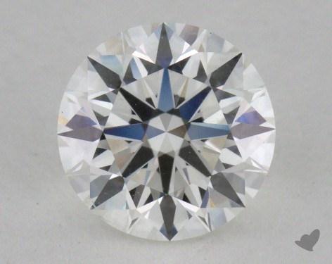 0.91 Carat G-SI2 Ideal Cut Round Diamond