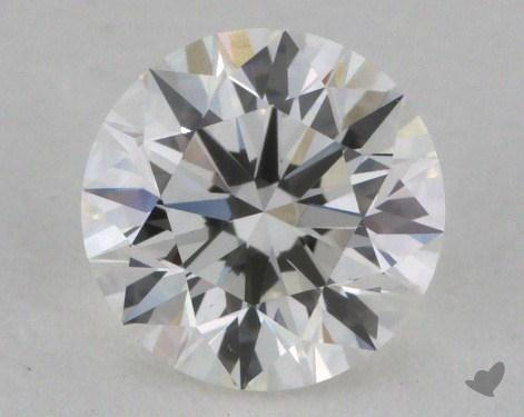 0.71 Carat G-VS2 Round Diamond