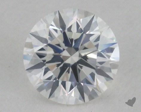 0.70 Carat F-SI2 Ideal Cut Round Diamond
