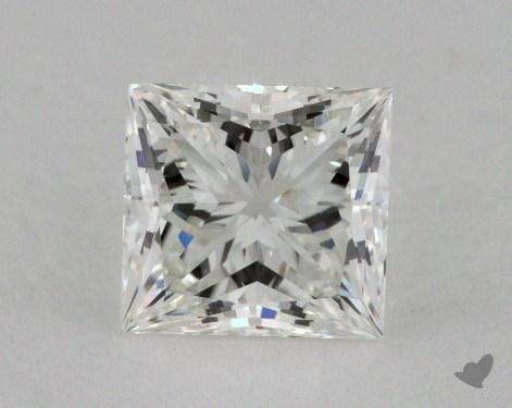 1.34 Carat F-VVS1 Very Good Cut Princess Diamond