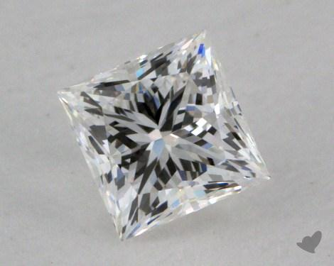 0.30 Carat G-SI2 Very Good Cut Princess Diamond