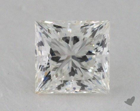 0.41 Carat I-SI1 Princess Cut Diamond