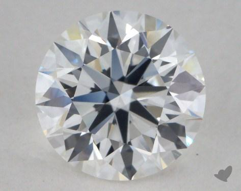 1.22 Carat E-VS2 Excellent Cut Round Diamond