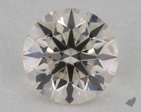 0.52 Carat K-SI2 Excellent Cut Round Diamond