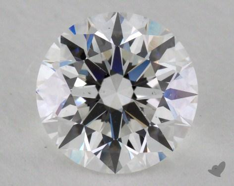 2.02 Carat F-VS2 Excellent Cut Round Diamond