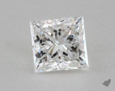 2.01 Carat E-VS2 Excellent Cut Princess Diamond