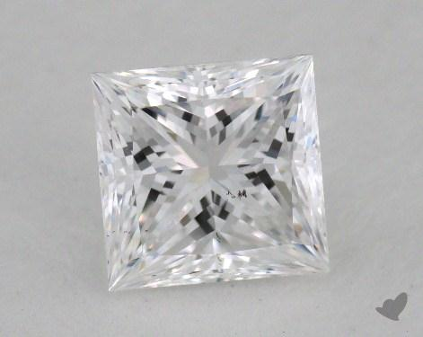 1.21 Carat E-VS2 Princess Cut  Diamond