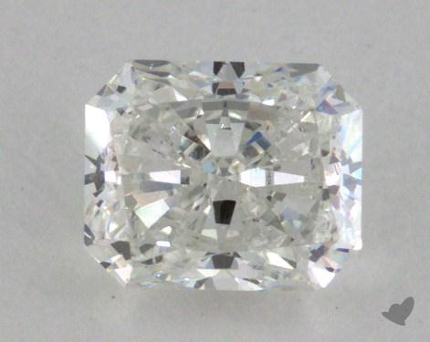 0.70 Carat H-SI2 Radiant Cut Diamond