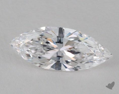 1.50 Carat D-IF Marquise Cut Diamond