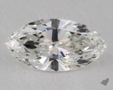 0.93 Carat G-SI2 Marquise Cut Diamond