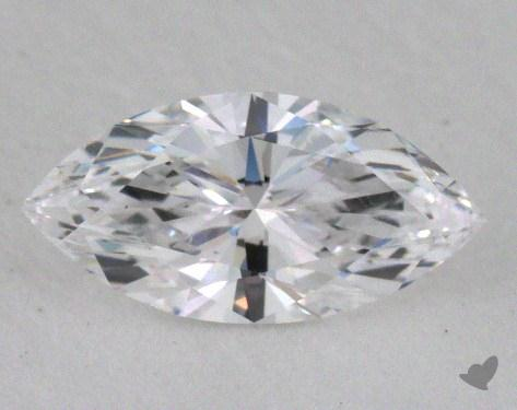 0.52 Carat D-SI1 Marquise Cut Diamond