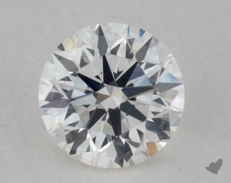 0.33 Carat F-VS2 Ideal Cut Round Diamond