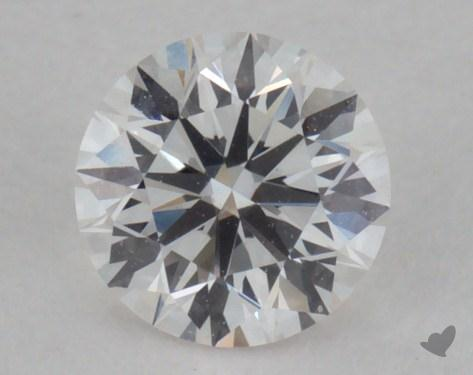 0.38 Carat G-VVS2  True Hearts<sup>TM</sup> Ideal  Diamond