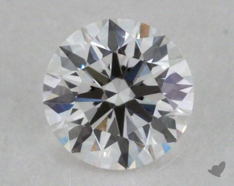 0.30 Carat E-VVS2 Ideal Cut Round Diamond