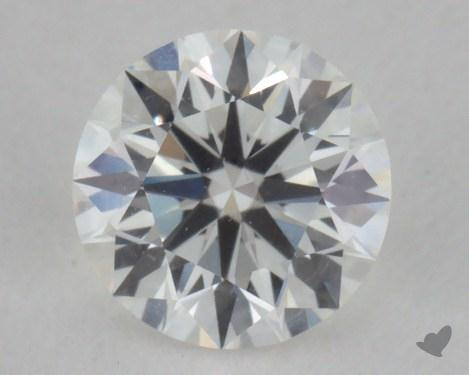 0.40 Carat G-IF  True Hearts<sup>TM</sup> Ideal  Diamond