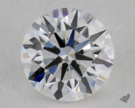 0.40 Carat E-SI1 True Hearts<sup>TM</sup> Ideal Diamond