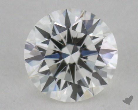 0.50 Carat G-VVS2 Ideal Cut Round Diamond